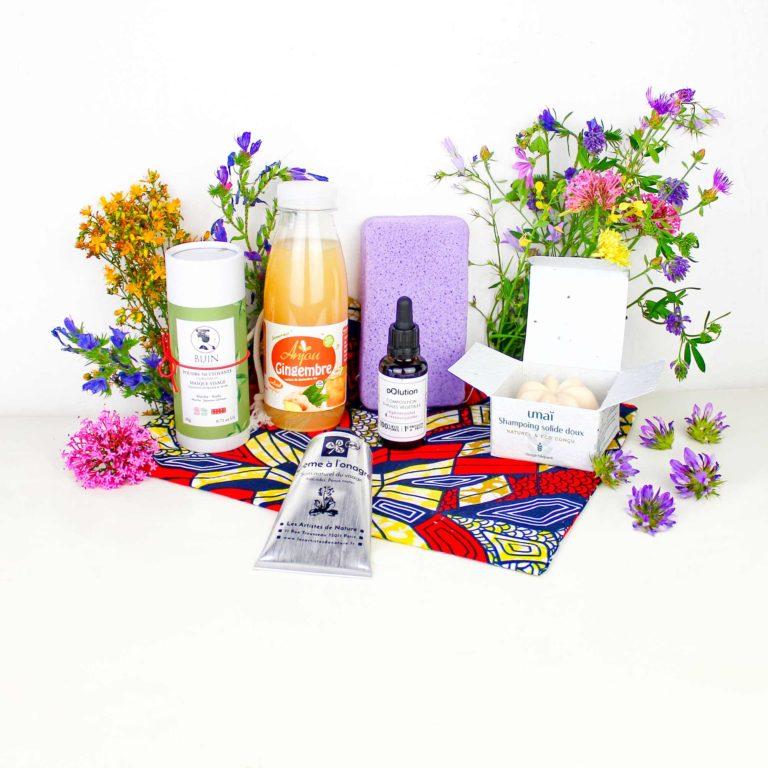 Box Beauté-Nitescence-de Makosmé